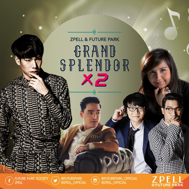 Promotion Zpell Future Park Grand Splendor X2 Sale up to 80 Off Template FREE ARTIST