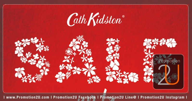 Promotion Cath Kidston End of Season SALE up to 40 Off Jun 2017