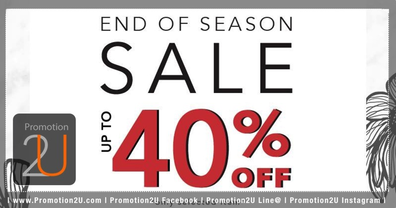 Promotion Lyn End of Season Sale up to 40  June 2017