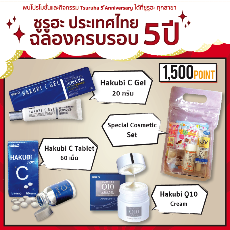 Brochure Promotion Tsuruha 5th Anniversary P22