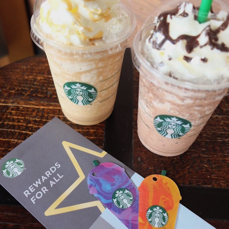 Promotion Starbucks Buy 1 Get 1 Free for My Starbucks Reward [July.2017] FULL