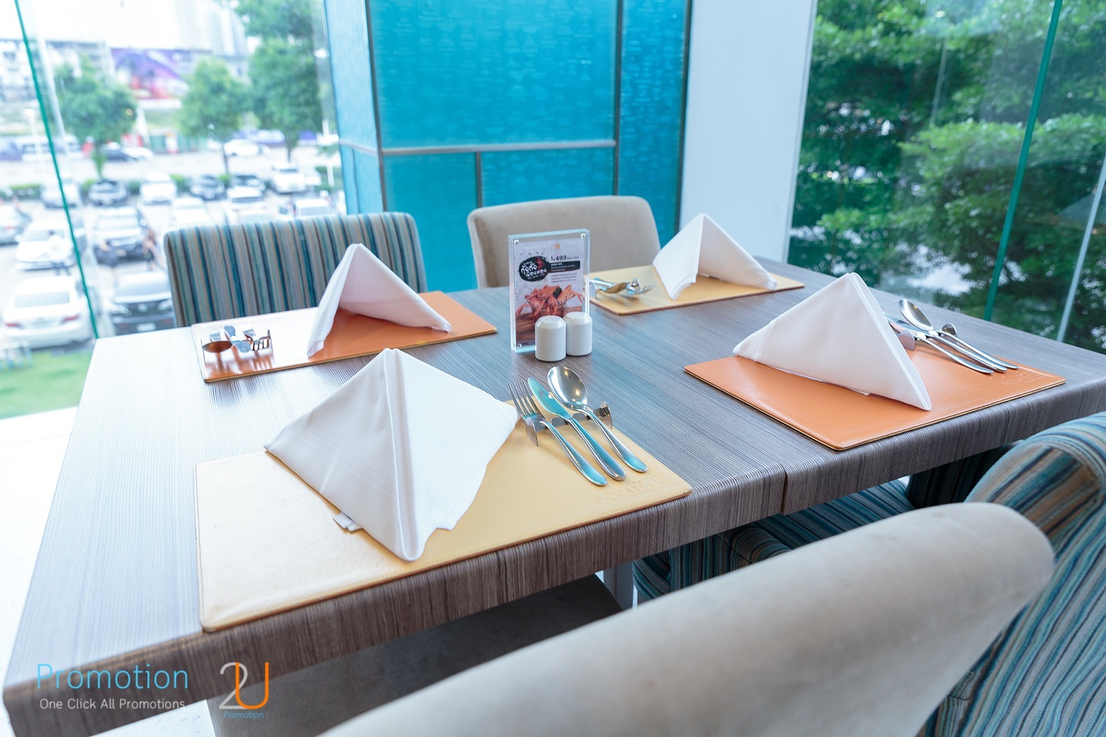Review promotion muangthong koongtung bufft at the suare novotel impact P155