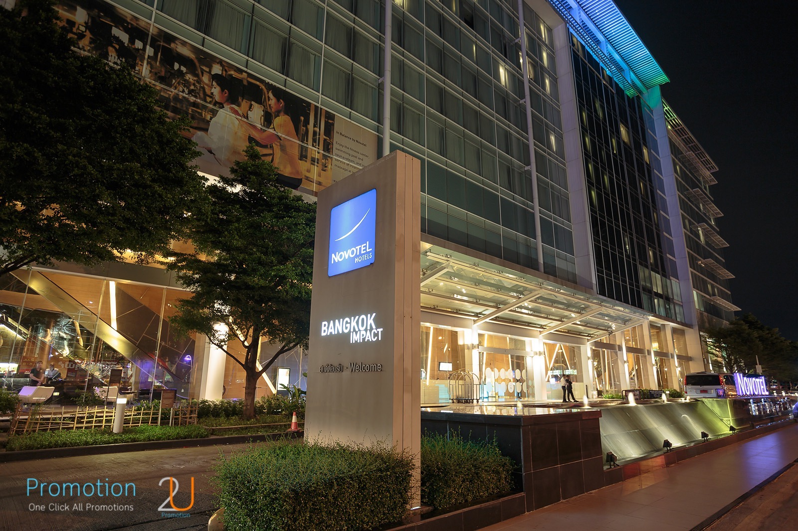 Review promotion muangthong koongtung bufft at the suare novotel impact P185