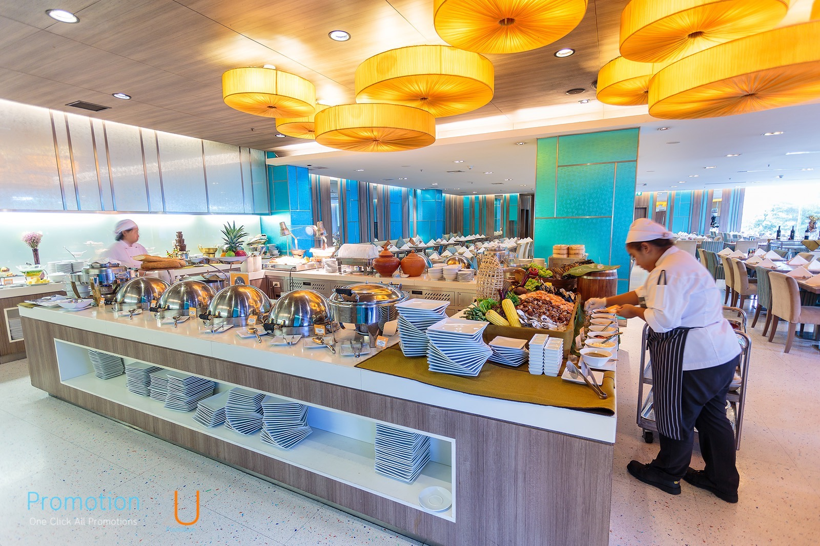 Review promotion muangthong koongtung bufft at the suare novotel impact P55