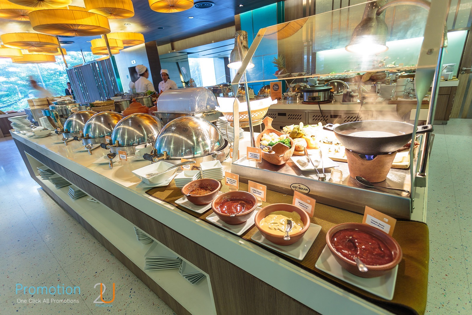 Review promotion muangthong koongtung bufft at the suare novotel impact P64