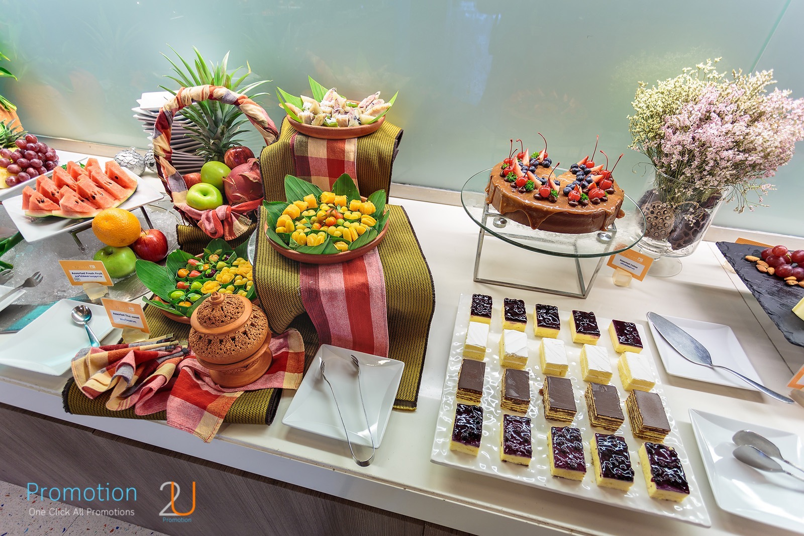 Review promotion muangthong koongtung bufft at the suare novotel impact P69