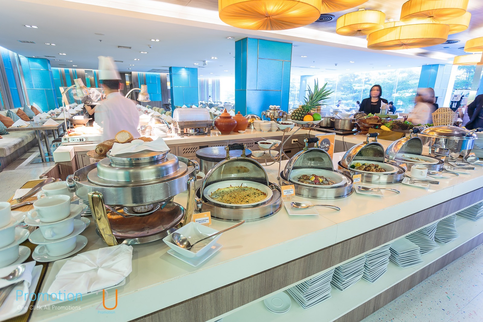 Review promotion muangthong koongtung bufft at the suare novotel impact P75