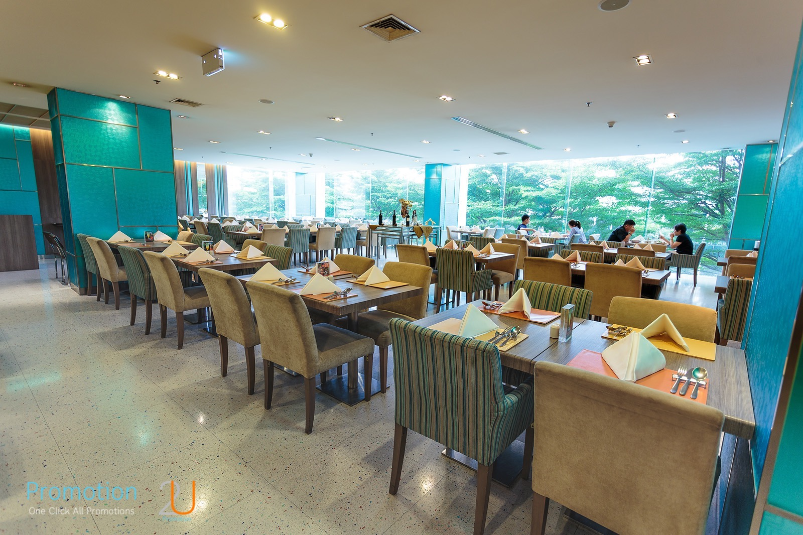 Review promotion muangthong koongtung bufft at the suare novotel impact P77