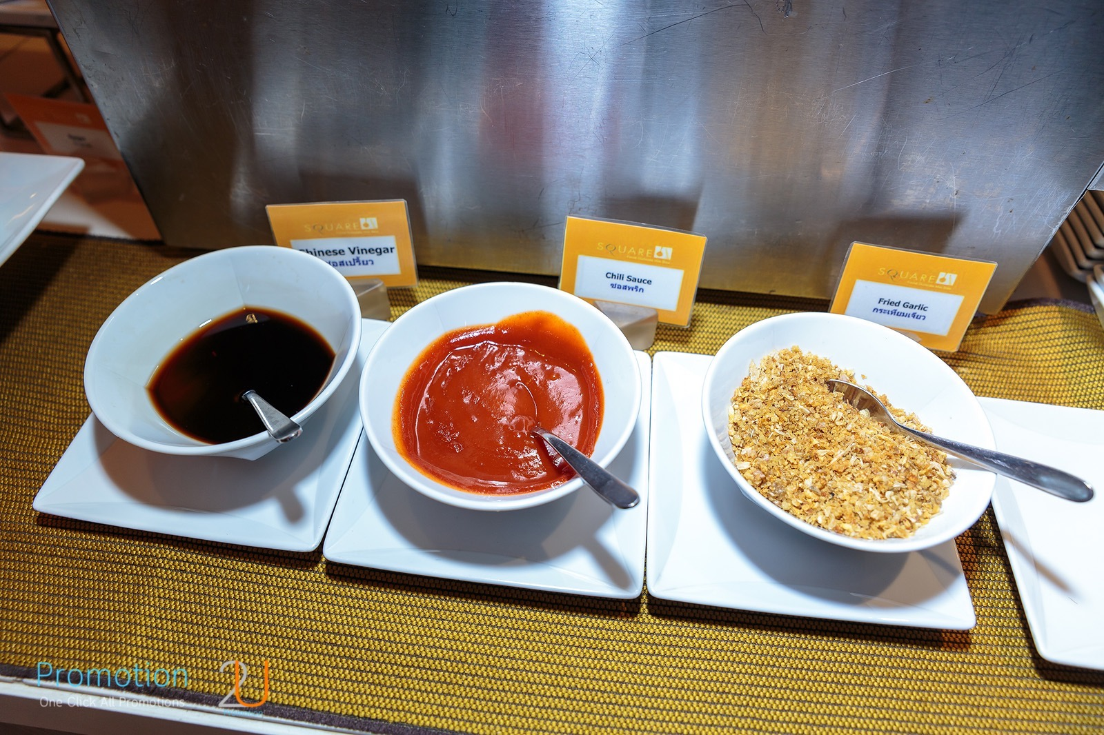 Review promotion muangthong koongtung bufft at the suare novotel impact P83