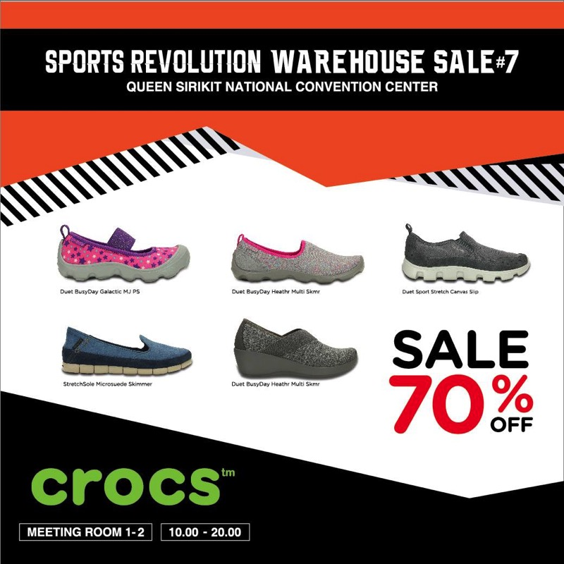 Promotion sports revolution warehouse sale 7 nike asics under armour crocs sale up to 80 aug 2017 P02
