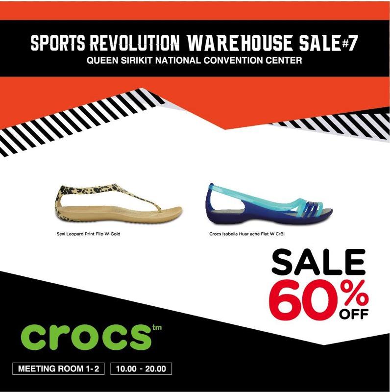 9a6a75c1e8f028 Promotion sports revolution warehouse sale 7 nike asics under armour crocs  sale up to 80 aug