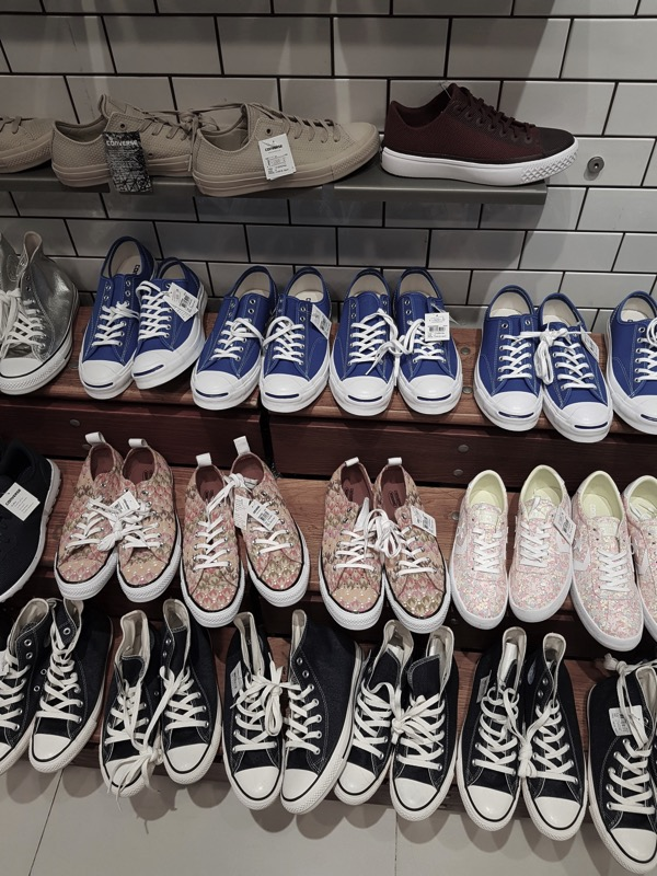 Promotion Converse Sale up to 50 Off at Centerpoint Of Siam Square P03