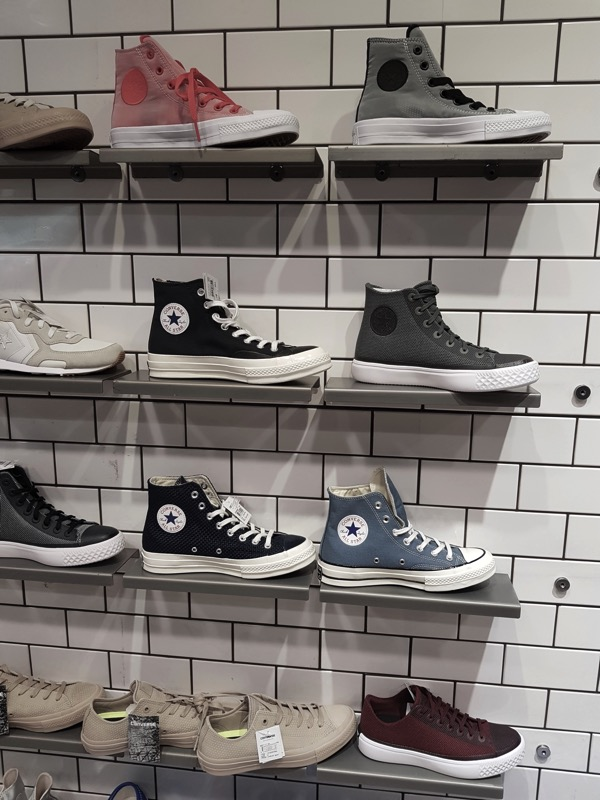Promotion Converse Sale up to 50 Off at Centerpoint Of Siam Square P04