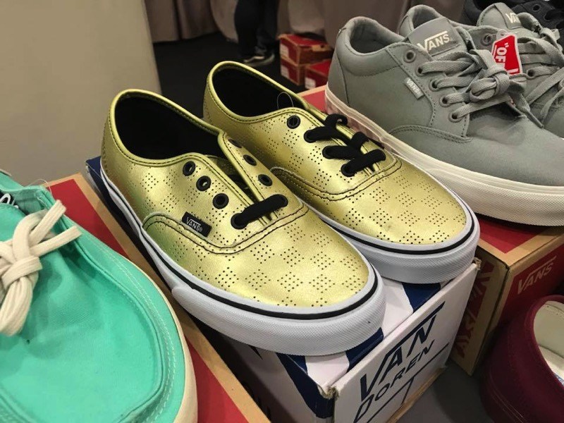 Promotion Vans Sale 50 All Items at Future Park Oct 2017 P07