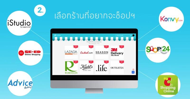 Promotion MyCashback Shop Online Get Cashback P05