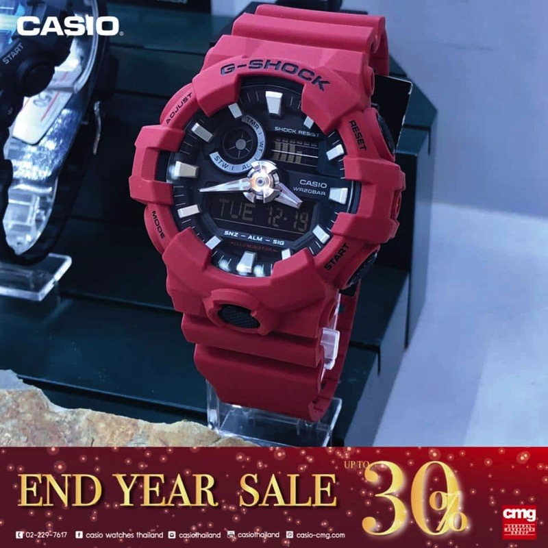 Promotion CASIO End Year SALE 2017 Sale up to 30 Off P04