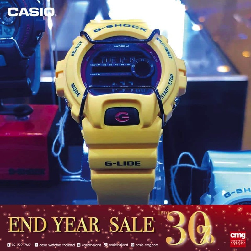 Promotion CASIO End Year SALE 2017 Sale up to 30 Off P05