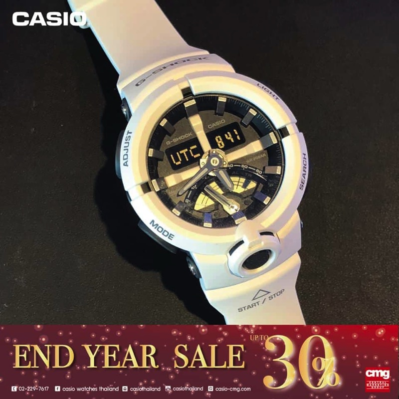 Promotion CASIO End Year SALE 2017 Sale up to 30 Off P06