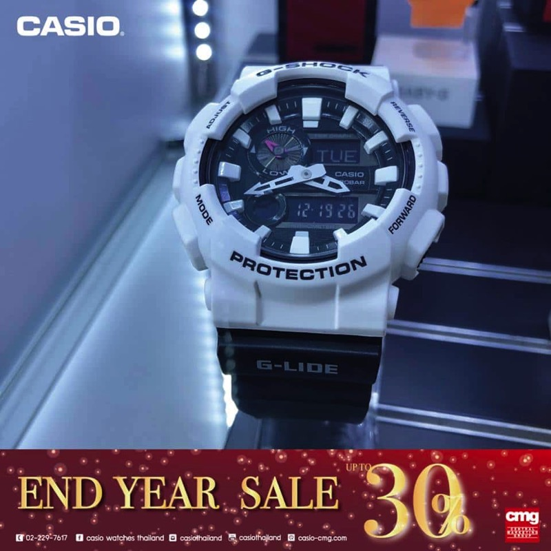 Promotion CASIO End Year SALE 2017 Sale up to 30 Off P07