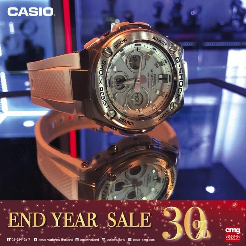Promotion CASIO End Year SALE 2017 Sale up to 30 Off P15