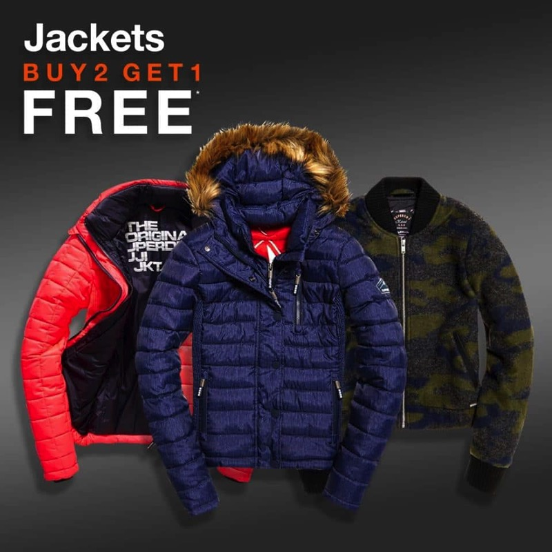 Promotion Superdry Winter Sale 2017 Buy 1 Get 1 Free P02