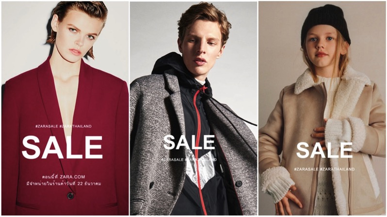 Promotion ZARA End of Season Sale up to 50  Off  Dec 2017 FULL