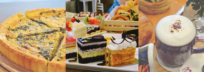 Promotion Le Boulanger Buffet Cake 2018 P07