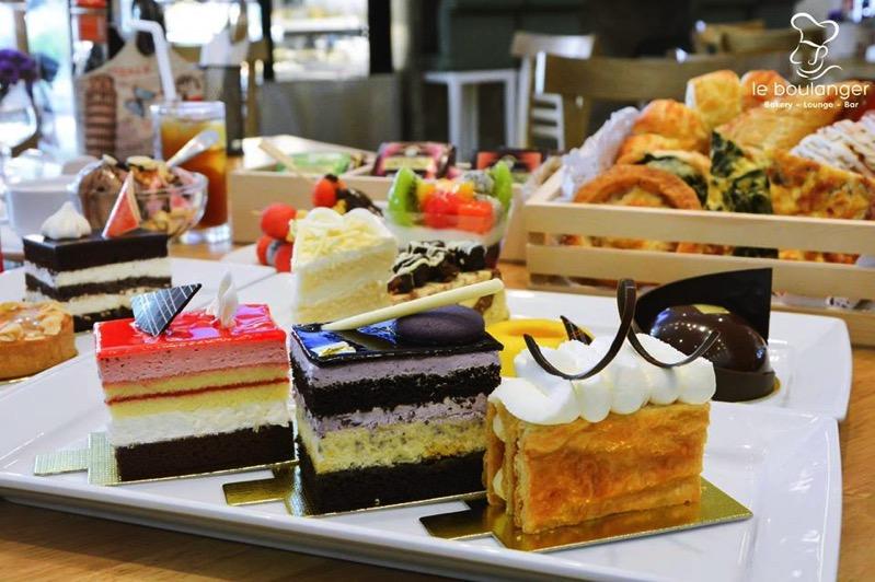 Promotion Le Boulanger Buffet Cake 2018 P08