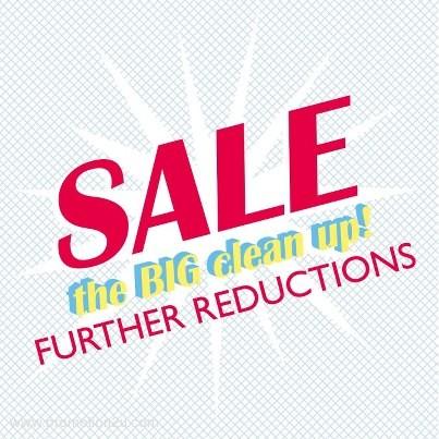 โปรโมชั่น Cath Kidston Big Clean up Sale Further Reductions (มค.56)