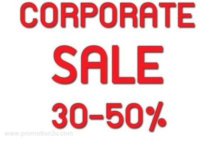 Promotion Shiseido Corporate Sale May 2013