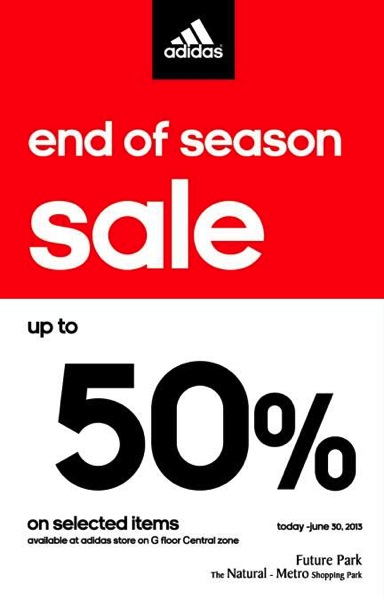 90abbbbd34a Promotion Adidas End of Season Sale up to 50% off  2013