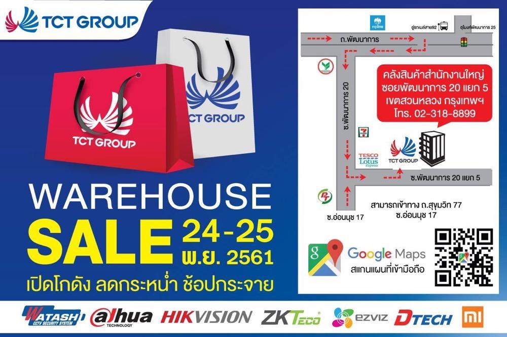 Promotion TCT Group Warehouse Sale 80 Off P01