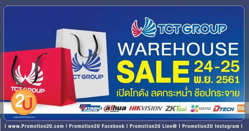 Promotion TCT Group Warehouse Sale 80 Off