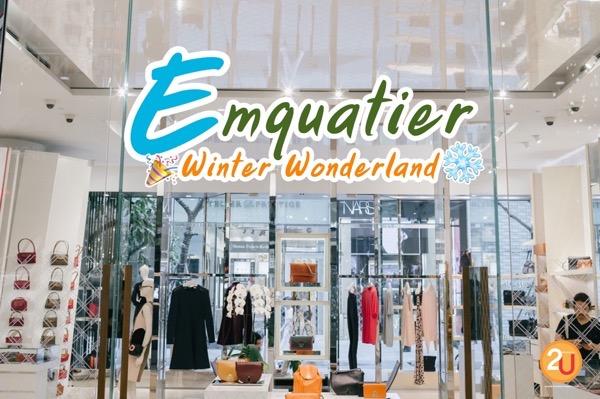 FB New Cover 1111Promotion The Emporium, The EmQuartier Winter Wonderland Sale FULL