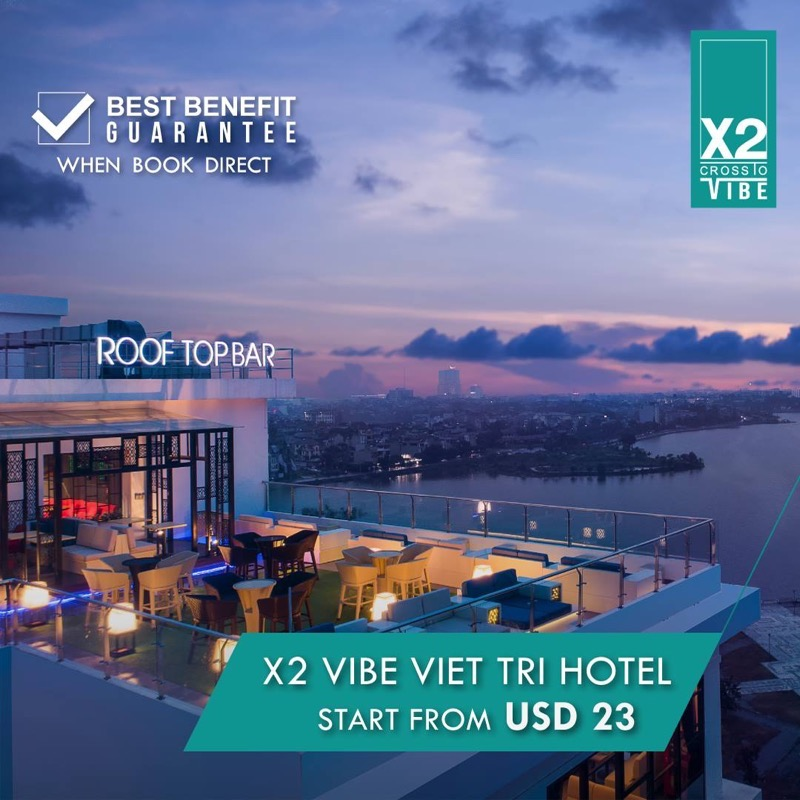 Promotion X2 X2Vibe AwayResort Year End Sale up to 40 Off P01