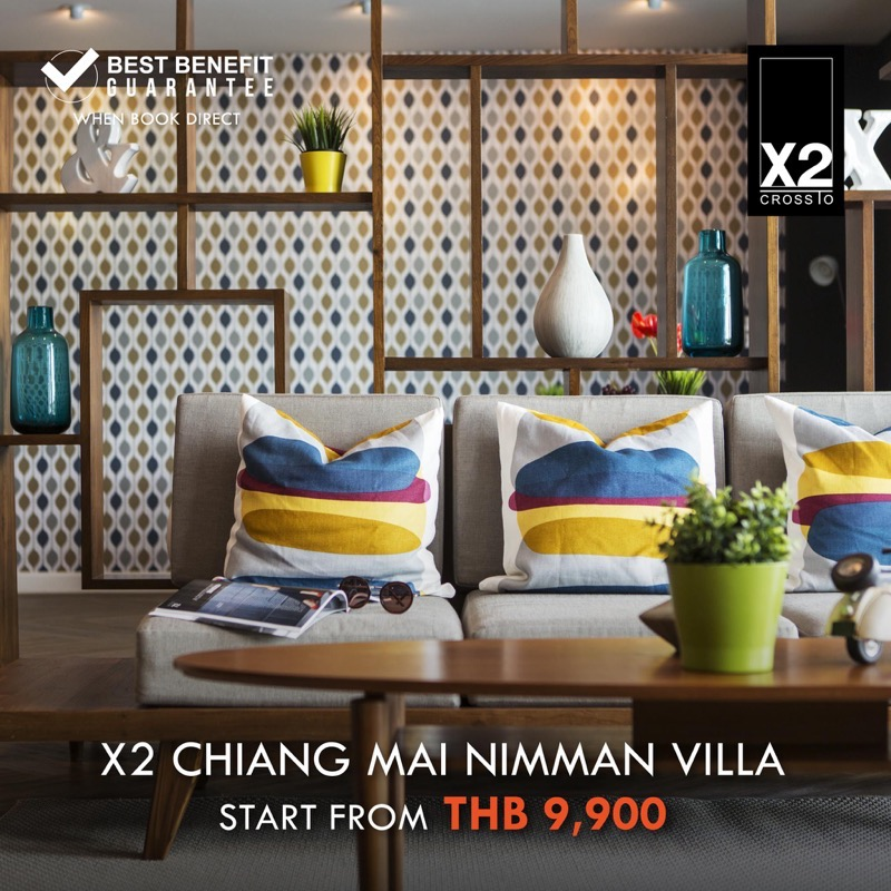 Promotion X2 X2Vibe AwayResort Year End Sale up to 40 Off P010