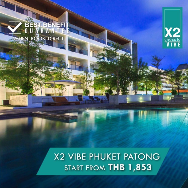 Promotion X2 X2Vibe AwayResort Year End Sale up to 40 Off P011