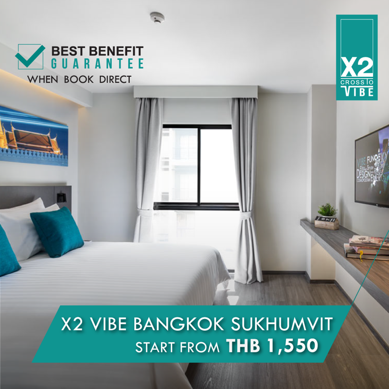 Promotion X2 X2Vibe AwayResort Year End Sale up to 40 Off P02