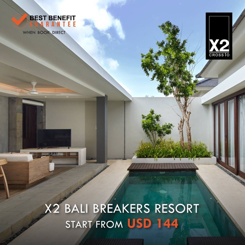 Promotion X2 X2Vibe AwayResort Year End Sale up to 40 Off P03