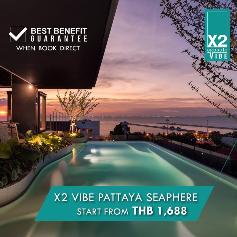 Promotion X2 X2Vibe AwayResort Year End Sale up to 40 Off P06