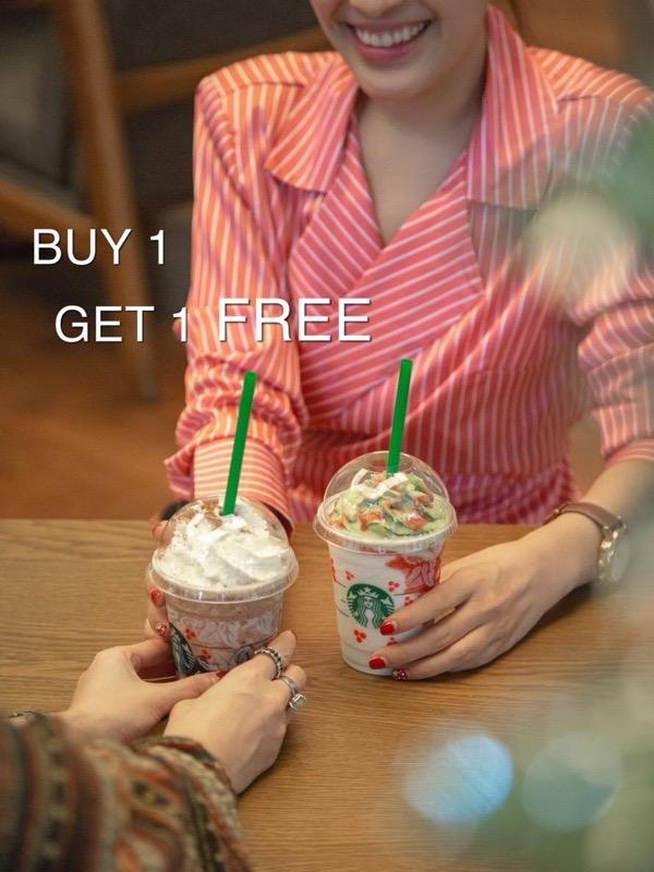 promotion-starbucks-enjoy-your-favorite-beverages-buy-1-get-1-free-dec-2018