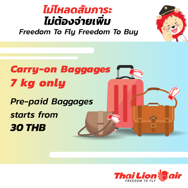Promotion Thai Lion Air MEGA Sale Jan 2019 Fly Started 595 P05