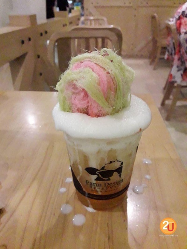 Review Promotion Butter Beer No Alcohol Family Mart vs Farm Design P02