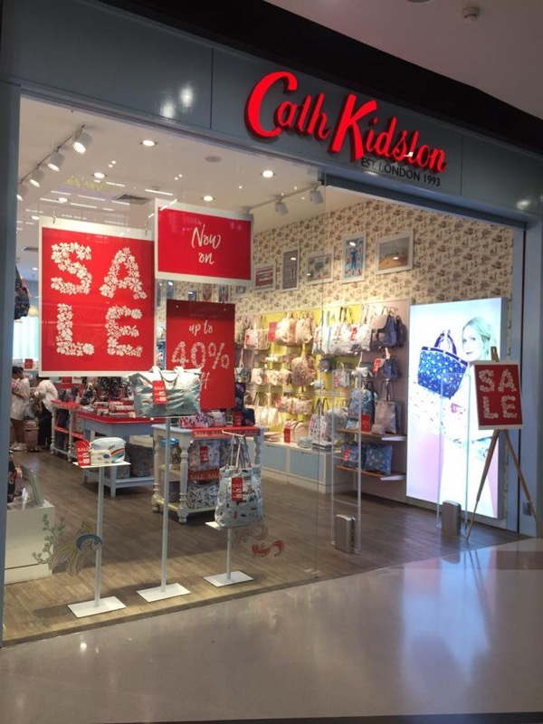 Promotion cath kidston mid year sale up to 40 may june 2019 P01