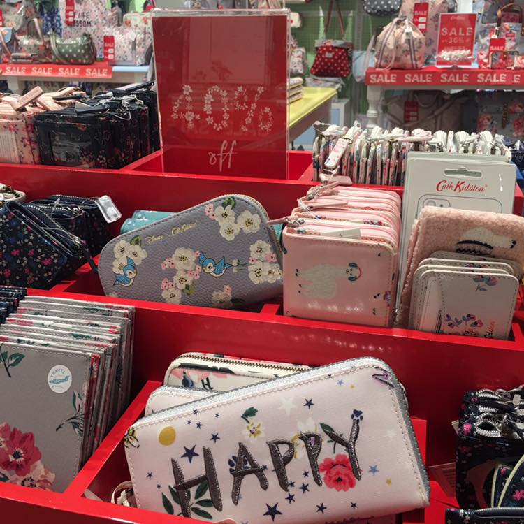 Promotion cath kidston mid year sale up to 40 may june 2019 P03