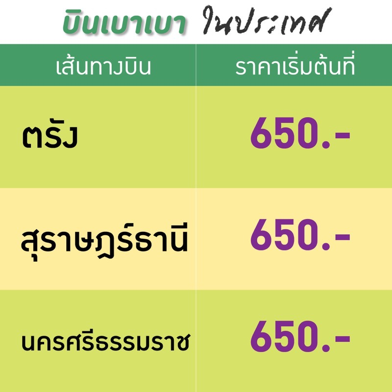 Promotion Nokair 2019 Green Season Fly Started 650 P03