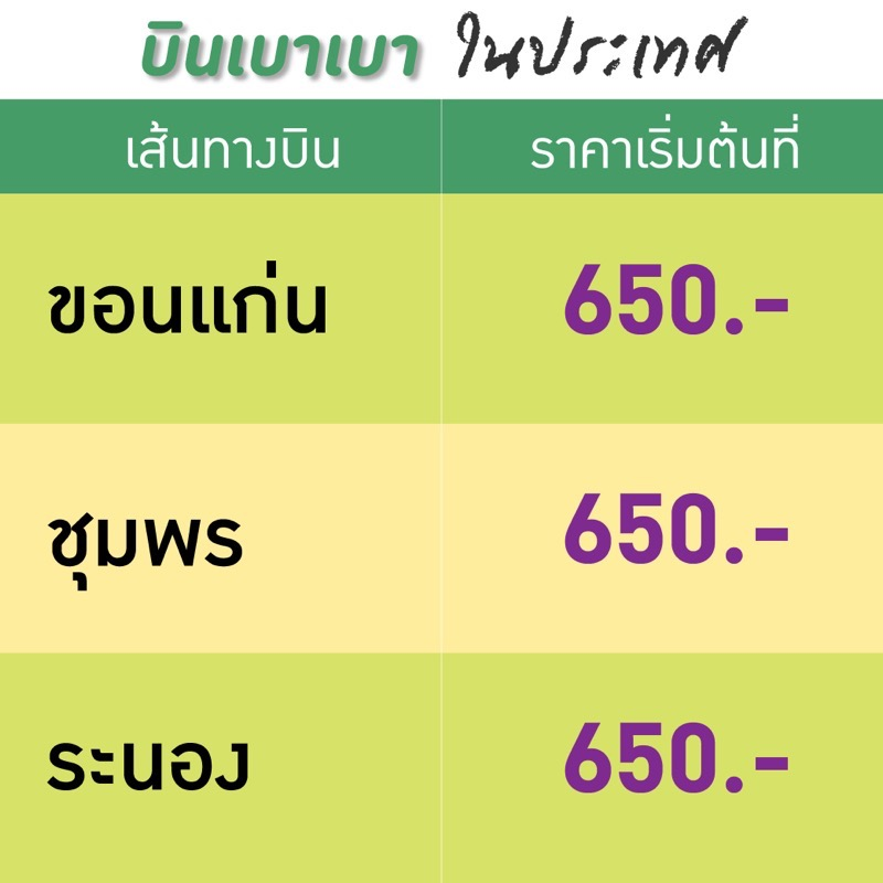 Promotion Nokair 2019 Green Season Fly Started 650 P04