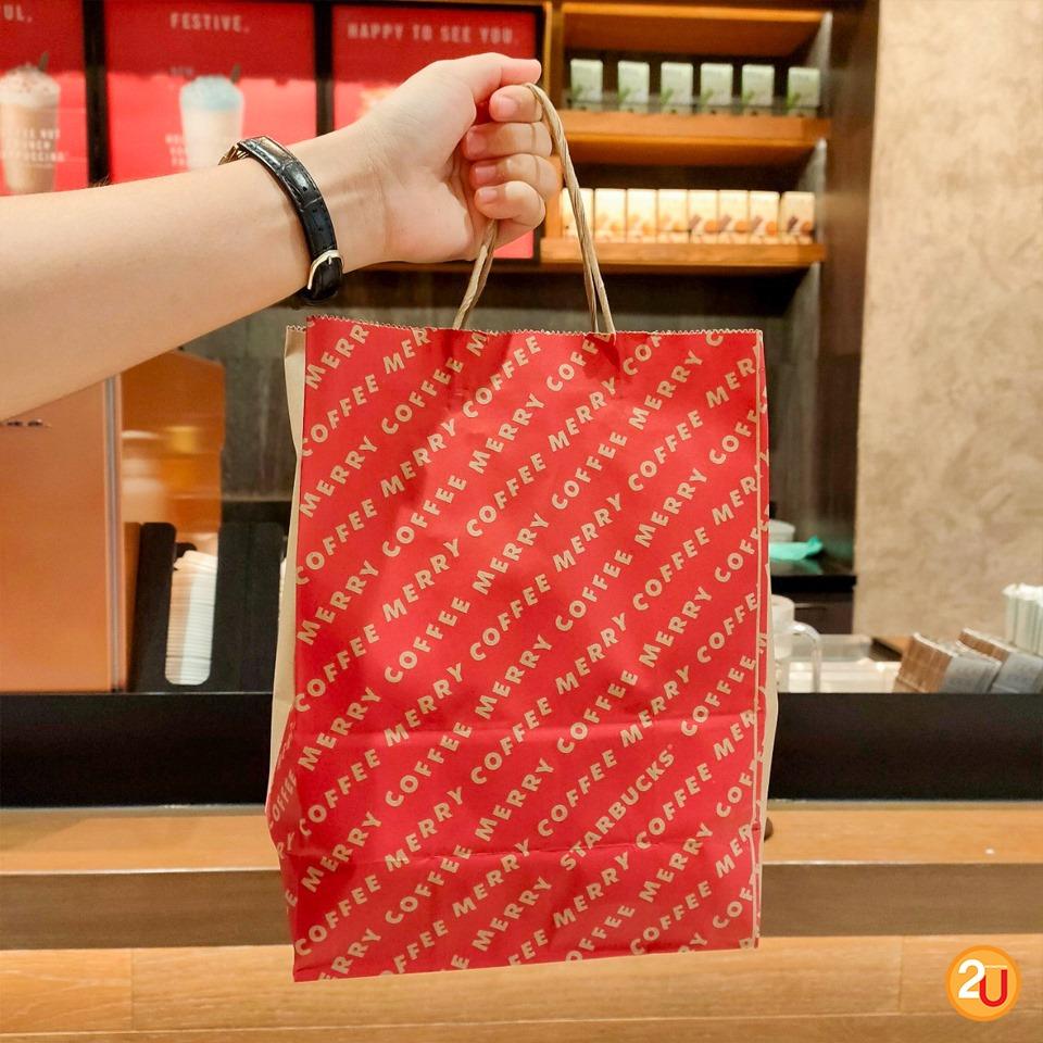 "Starbucks ออกเมนูใหม่รับพระเยซูบังเกิดด ""Holiday French"