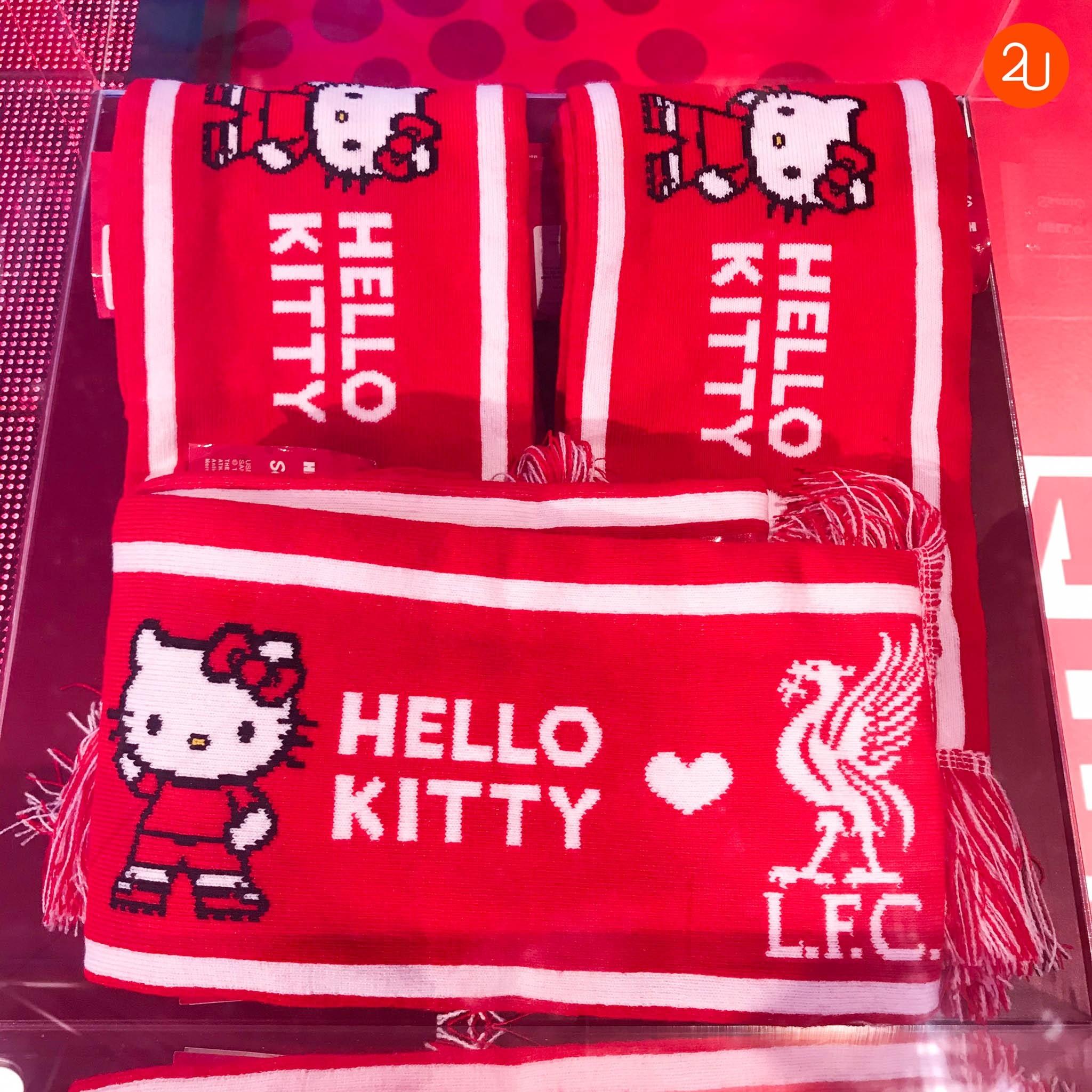 LFC Hello Kitty Scarf