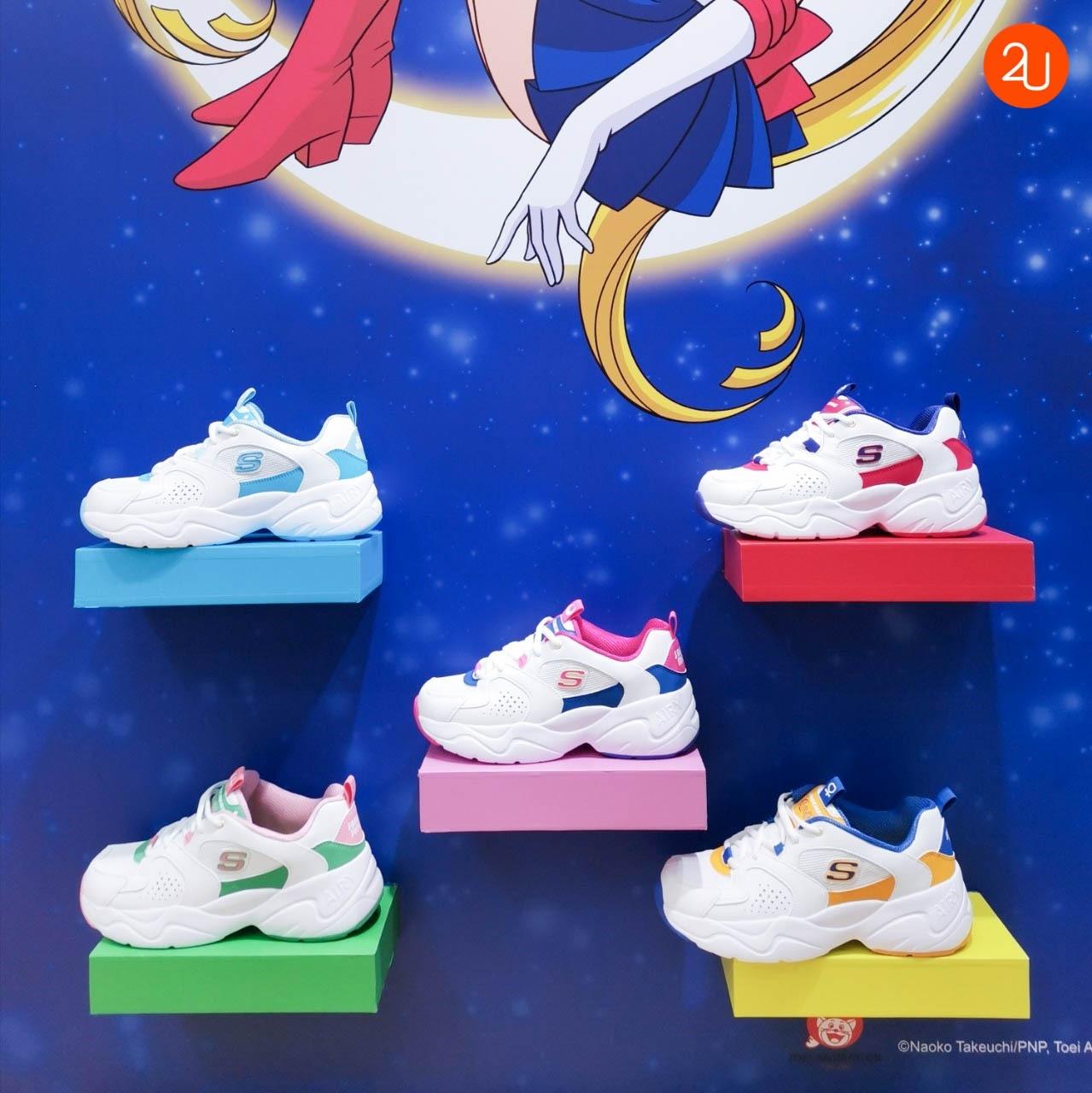 Skechers x Sailor Moon (2)